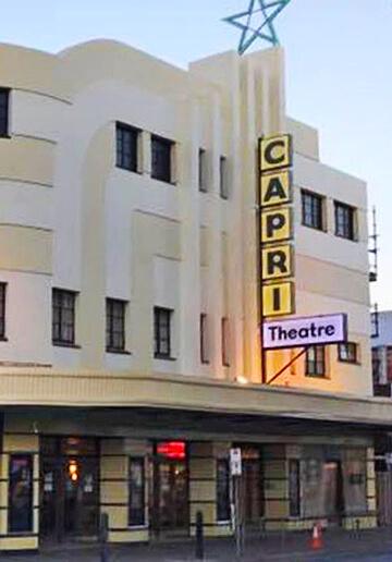 Capri Theatre Restoration