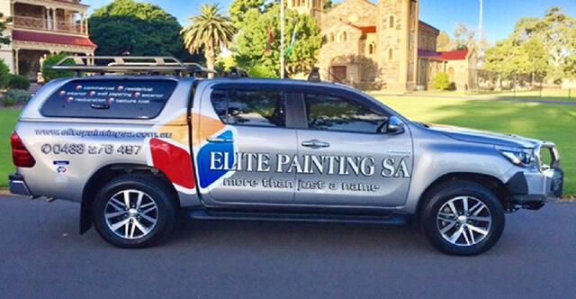 Elite Painting SA HiLux