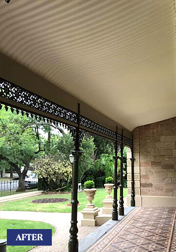 Restoration Painting Adelaide - Before & After