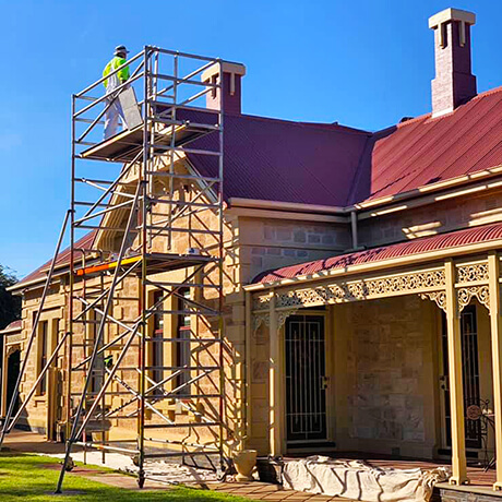 Restoration & Painting Adelaide