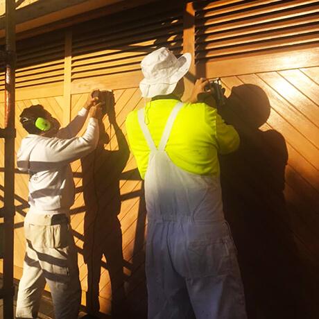 Timber Restoration Adelaide