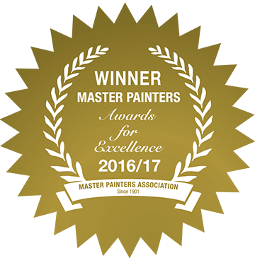 Winner 2016-17 Master Painters SA Award - Elite Painting SA