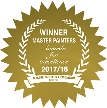 Winner 2017-18 Master Painters SA Award - Elite Painting SA