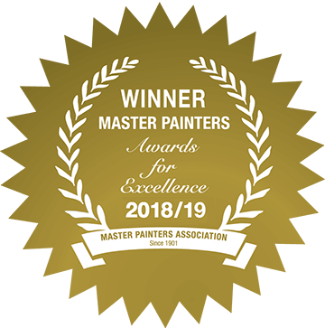 Winner 2018-19 Master Painters SA Award - Elite Painting SA